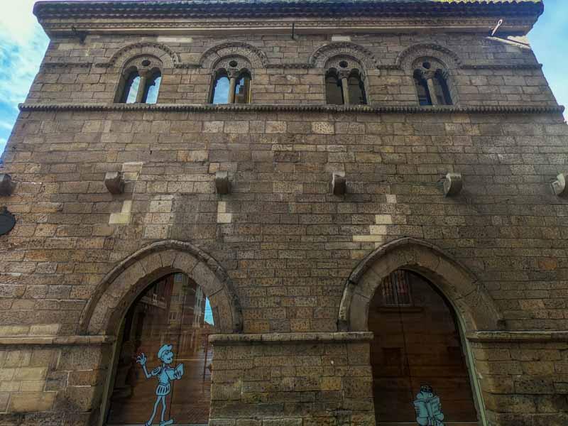 Palacio de Valdecarzana Avilés