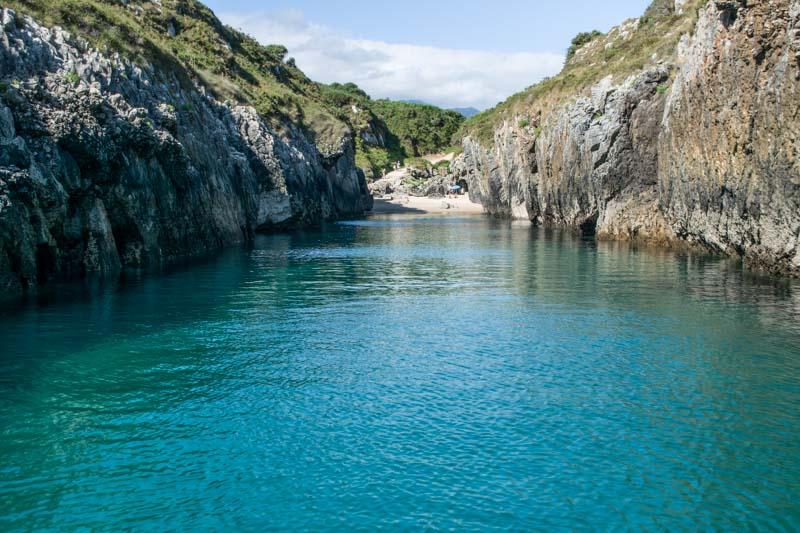 Playa de la Canal Asturias