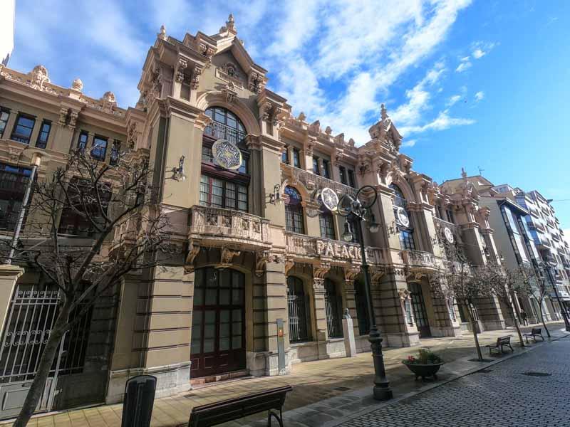 Teatro Palacio Valdés Avilés