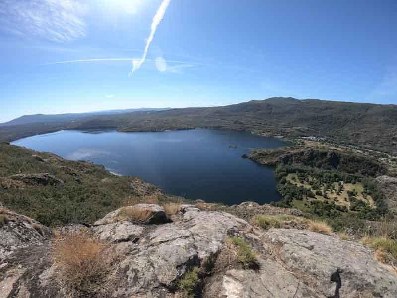 Lago de Sanabria en Zamora