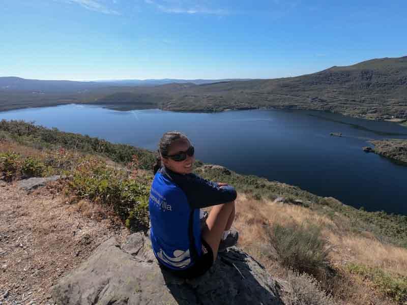 Lago de Sanabria Ruta