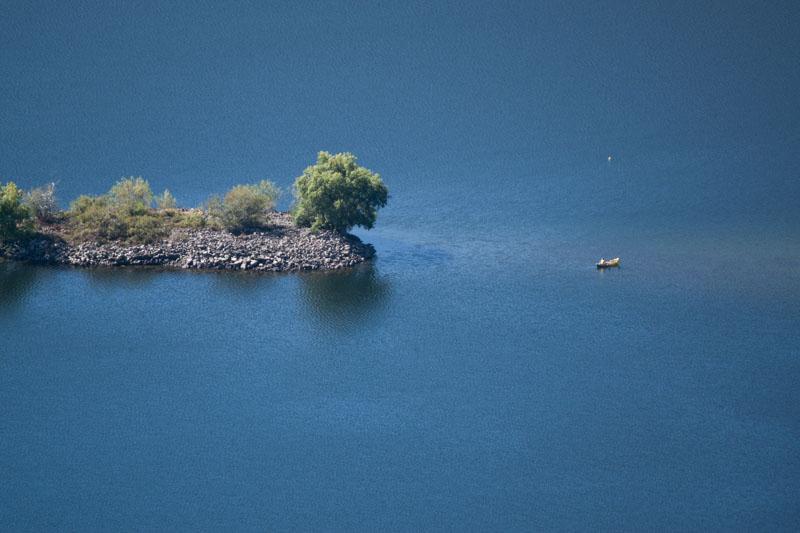 Lago de Sanabria canoas