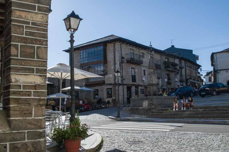 Plaza del Arrabal Sanabria