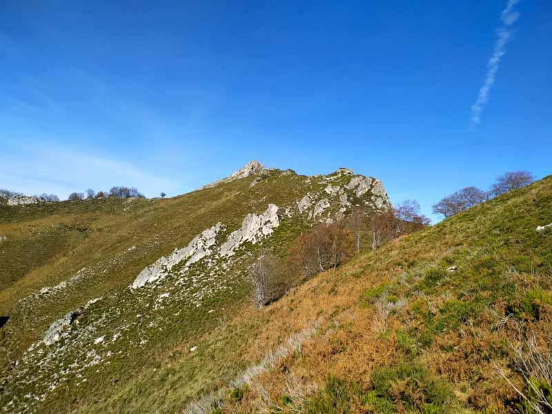 Cuyargallos rutas en Asturias