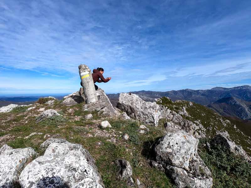 Pico Cuyargallos, senderismo en Asturias