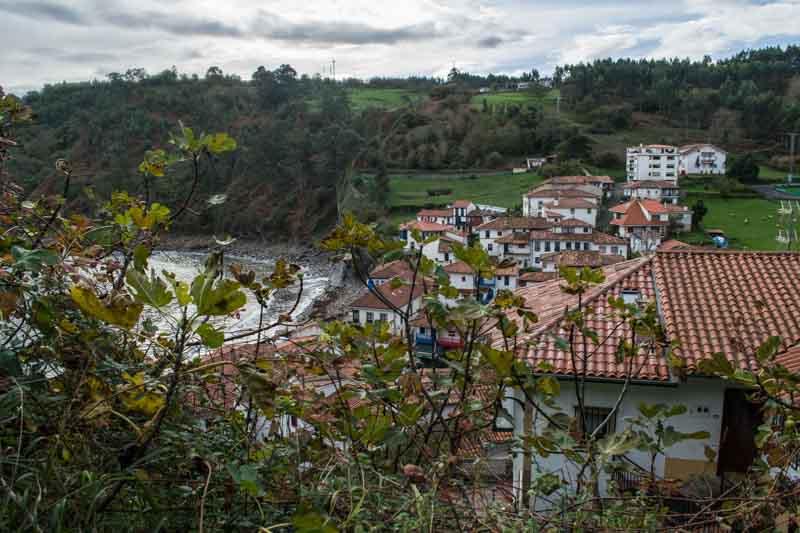 Tazones Pueblo mas Bonito de España