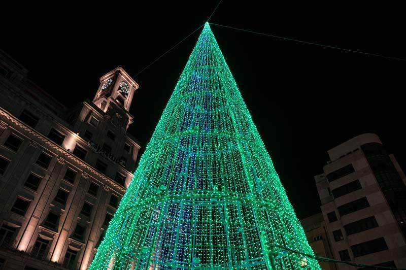 La Escandalera en Navidad Oviedo