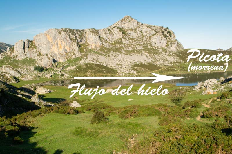 Morrena de la Picota Lagos Covadonga