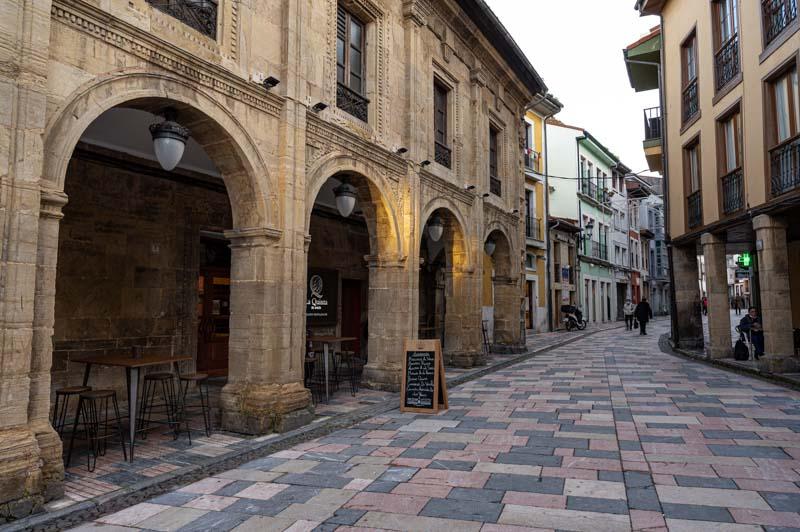 Calle de Rivero Avilés