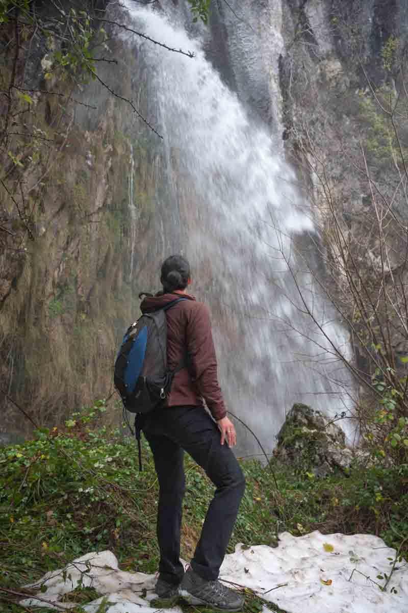 Cascada Pinganon Caidero