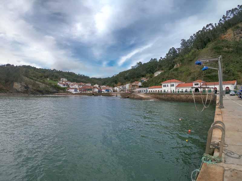 Cofradía de pescadores en Tazones