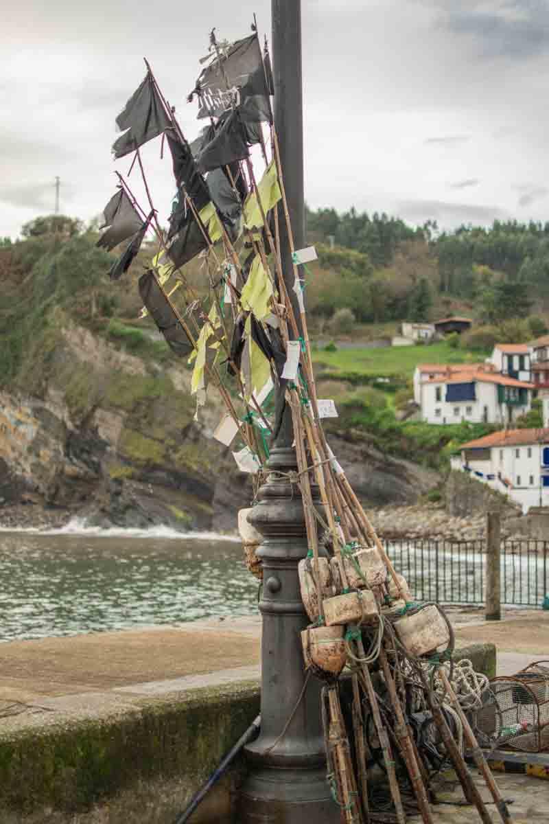 Pueblo pesquero de Tazones