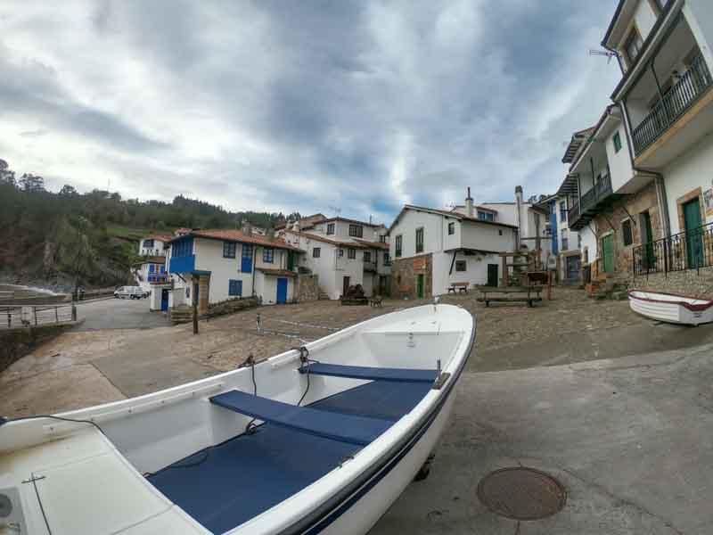 Puerto de Tazones