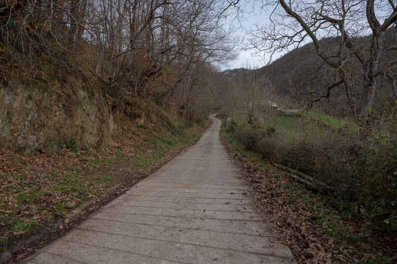 Ruta Pinganón de Caidero