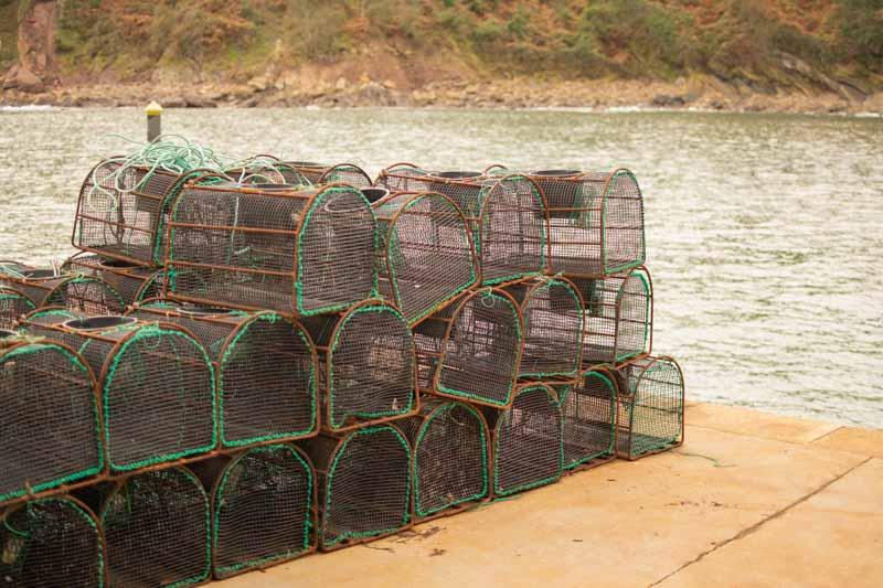 Tazones pueblo pesquero