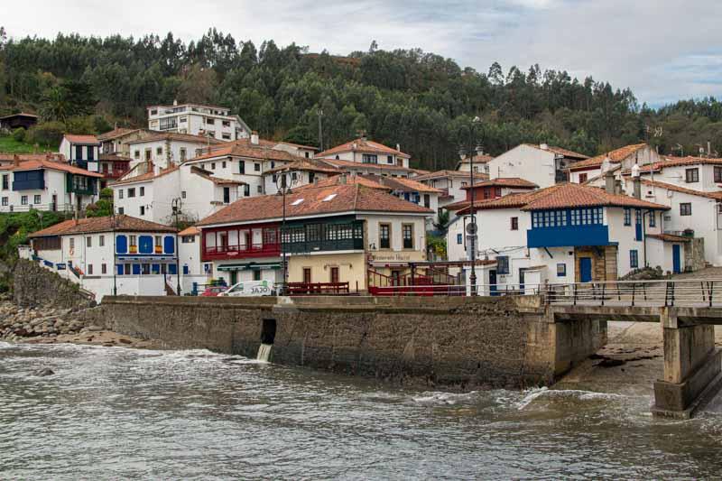 Tazones pueblos de Asturias