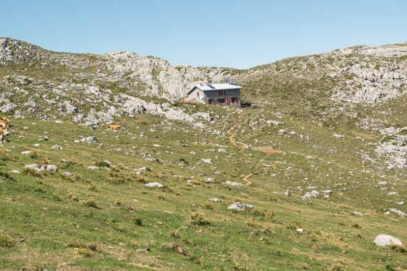 Refugio Vega de Ario o Marques de Villaviciosa