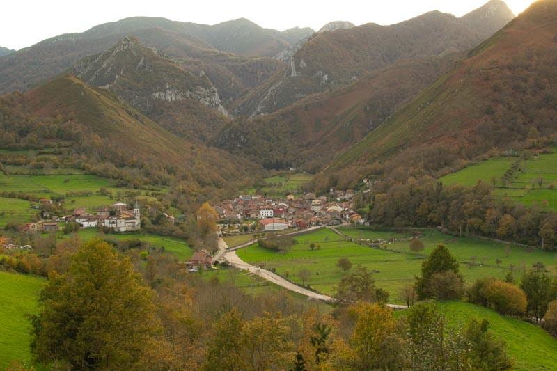 Soto de Agues donde dormir en Parque Natural de Redes, Asturias