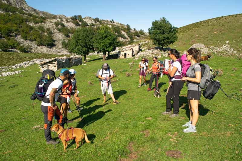 majada de las Bobias en Picos de Europa