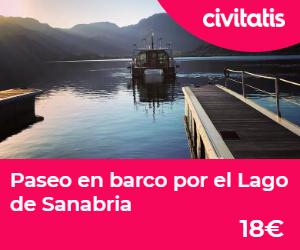 Paseo en barco por el Lago de Sanabria