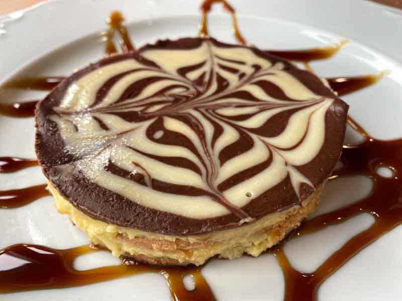 tarta de la abuela Refugio Vega de Enol