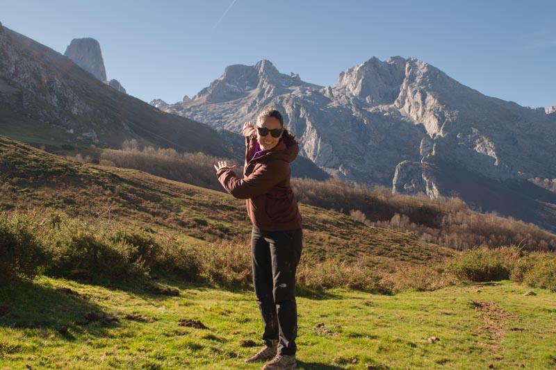 Picu Urriellu Naranjo de Bulnes emblema de Asturias