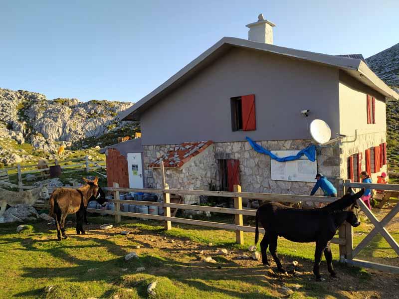 Refugio del Marques de Villaviciosa, Picos de Europa