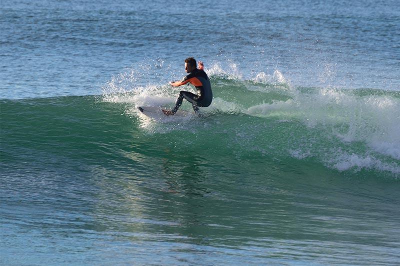 Autocaravana surf en Asturias