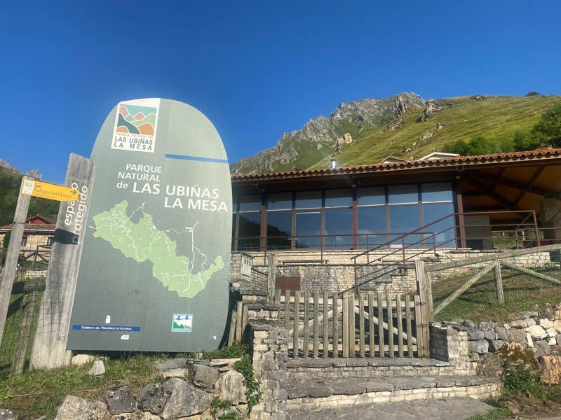 Parque Natural de las Ubiñas La Mesa